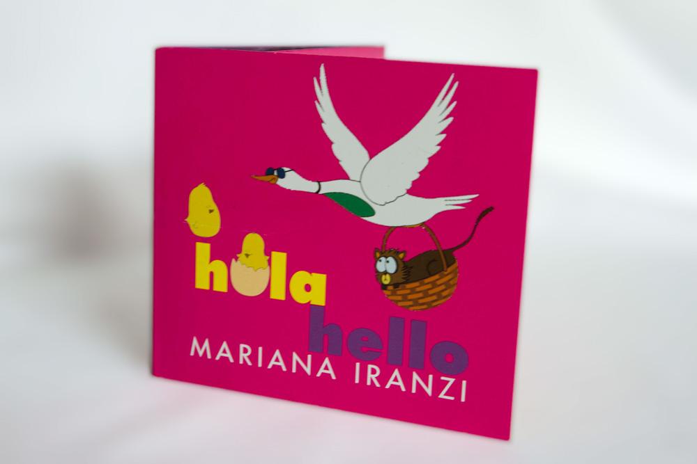 CD DesignHolaHello